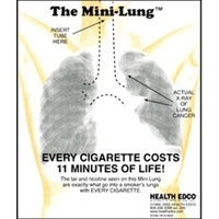 Mini Lung Refill Sheets