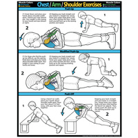 Chest/Arm/Shoulder Exercises - K