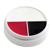 Red White and Black Wheel (28.0g)