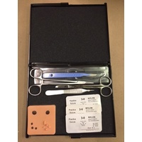 Dermal Biopsy Kit with Dermal Lesion Simulated Tissue