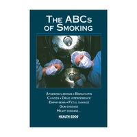 The ABCs of Smoking Booklet (50)