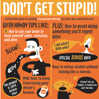 Don't Get Stupid! Booklet