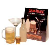 Drink Aware Display