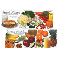 Snack Attack Poster Set (2)