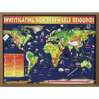 Investigating Non-Renewable Resources Chart