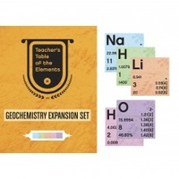 Teacher's Table Of Elements - Geochemistry Set
