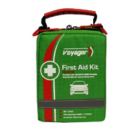 Voyager Personal/Family Vehicle First Aid Kit - Soft Pack