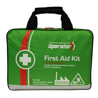 Operator Large Workplace First Aid Kit - Soft pack