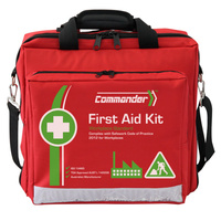 Commander High Risk /First Responder First Aid Kit - Soft Pack