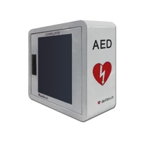Metal AED Cabinet - Alarmed
