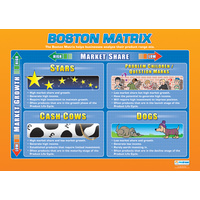 Business Studies School Poster- Boston Matrix
