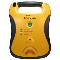Lifeline Fully Automatic AED Kit   Free Shipping!