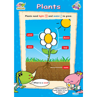 Early Learning Schools Posters - Plants