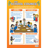 Personal, Social and Health School Chart - School Council