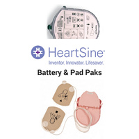 Battery & Pad Replacement Packs