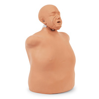 Bariatric Training CPR Manikin - Light / Dark