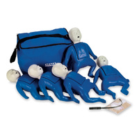 CPR Prompt Infant Training Manikin Set - Pack of 5