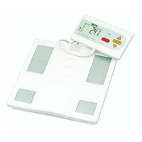 Tanita Deluxe Body Fat/Weight Scale