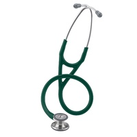Littmann Cardiology IV Stethoscope Hunter Green Tube, 27 inch (6155)
