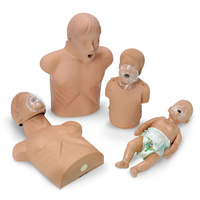 Sani CPR Family Set - 2 Adults 1 Child 1 Infant
