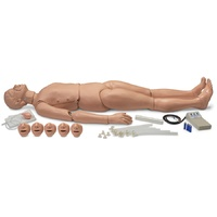 Full-Body CPR Manikin with Trauma Options - Caucasion