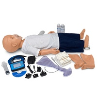 Gaumard® Advanced One-Year-Old CPR and Trauma Care Simulator - Light