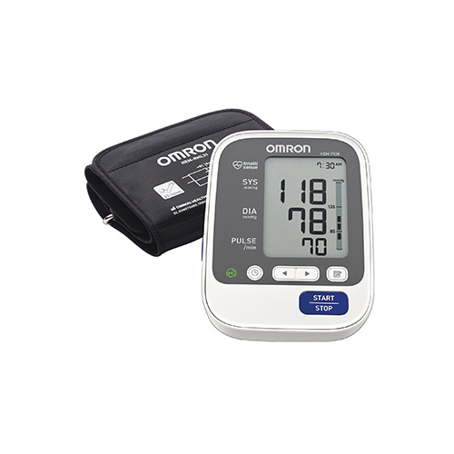 Omron Auto Digital Deluxe Sphygmomanometer with M-L cuff