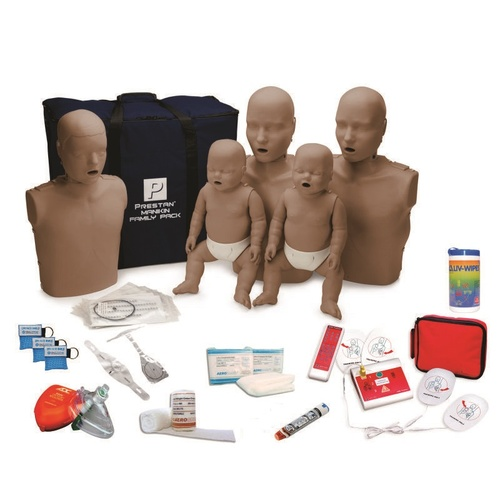 Prestan Family Starter Set - Pack of Adult, Child & Infant